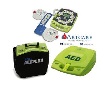 Máy sốc tim tự động  ZOLL AED Plus