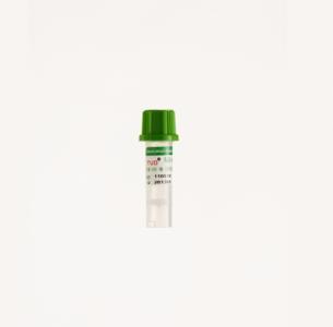 Ống nghiệm lấy máu chân không TUD - LITHIUM HEPARIN